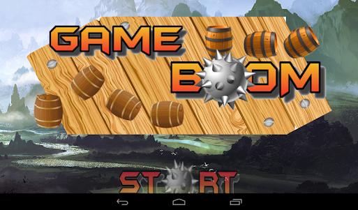 Game Boom 1.1 screenshot 1