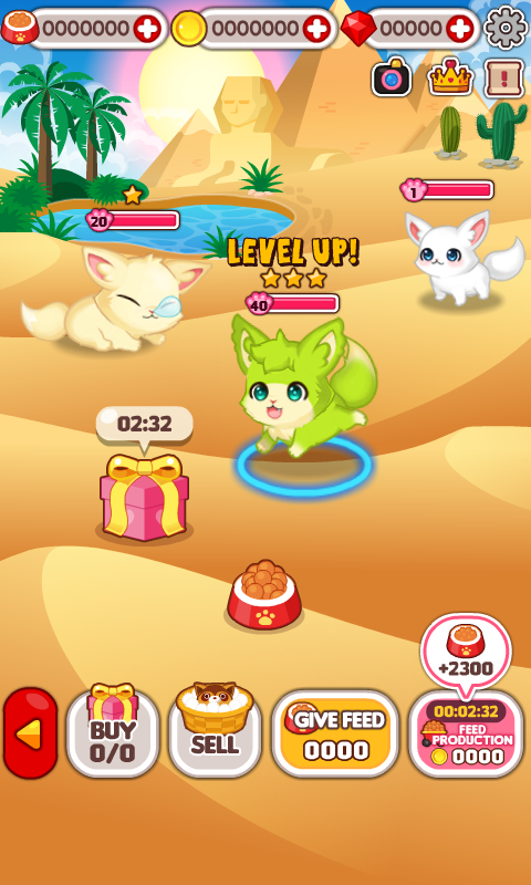 Animal Judy: Fennec Fox care 1 250 APK Download - Android Casual Games