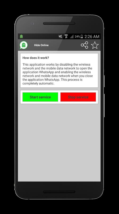 Hide Online Status Hide Apk Download Android Communication