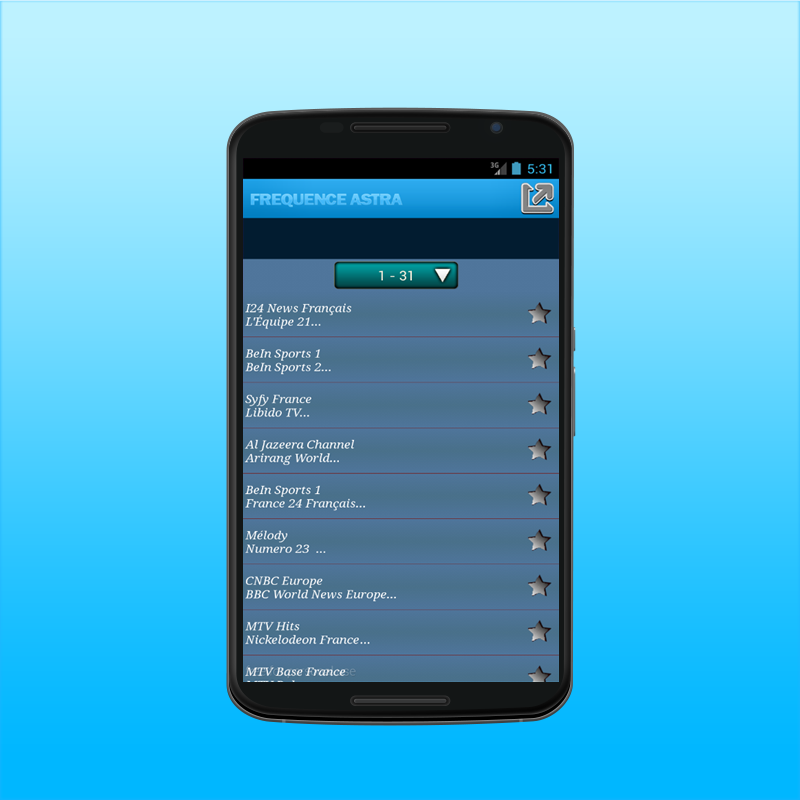 Frequence Astra Tv Channel 1 0 Apk Download Android Media