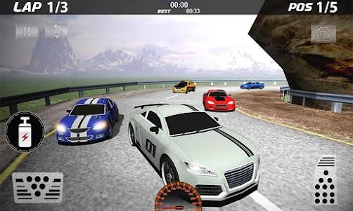 Extreme Car Racing Street Driver 1.0 screenshot 2