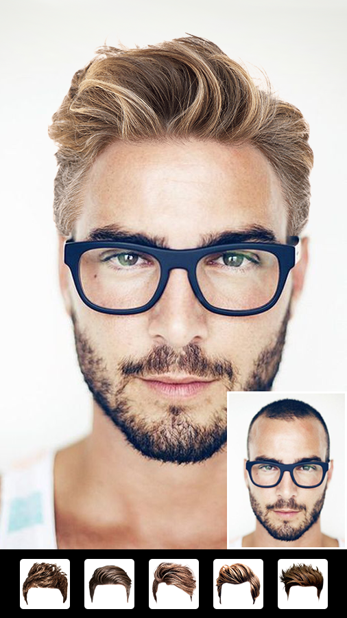 Beard Photo Editor - Hairstyle 2.4 APK Download - Android ...