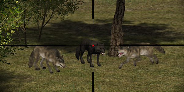 Jungle Sniper Hunter Simulator 1.1 screenshot 2