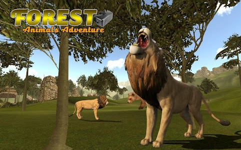 VR Forest Animals Adventure 1.9 screenshot 5