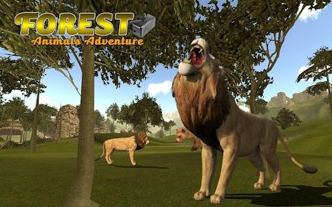 VR Forest Animals Adventure 1.9 screenshot 5