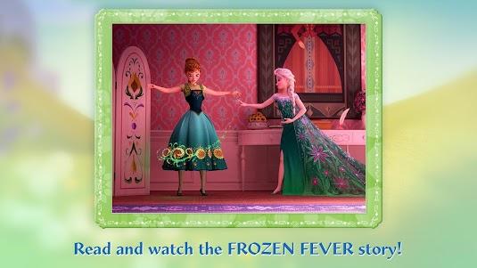 Frozen Storybook Deluxe 2.0 screenshot 2