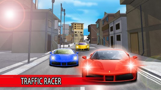 Traffic Racer - City Car Driving Games 1.6 screenshot 21