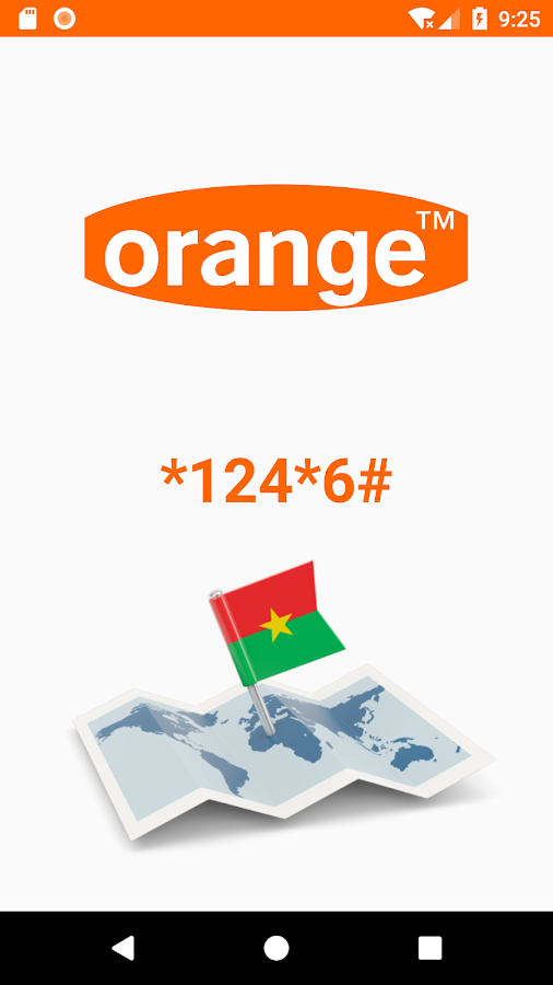 Orange Burkina Faso - USSD Codes 1 0 APK Download - Android