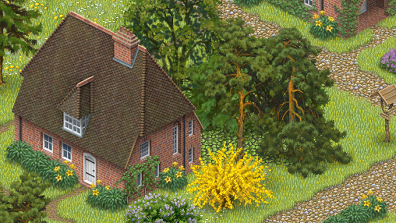 Inner Garden: Victorian Houses 1.0 APK Download - Android Casual Games