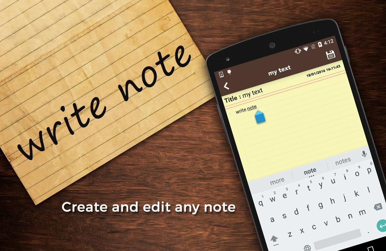 text memo 1 8 apk download android lifestyle apps