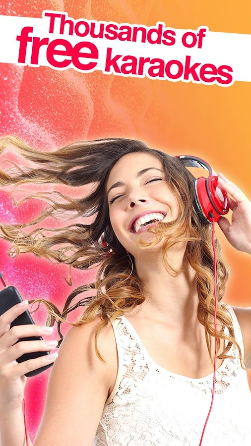 Red Karaoke Sing & Record 3 1 APK Download - Android Music
