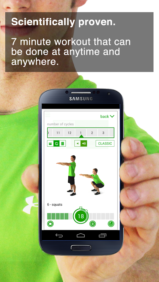 7 Minute Workout Challenge 1 4 APK Download - Android Health