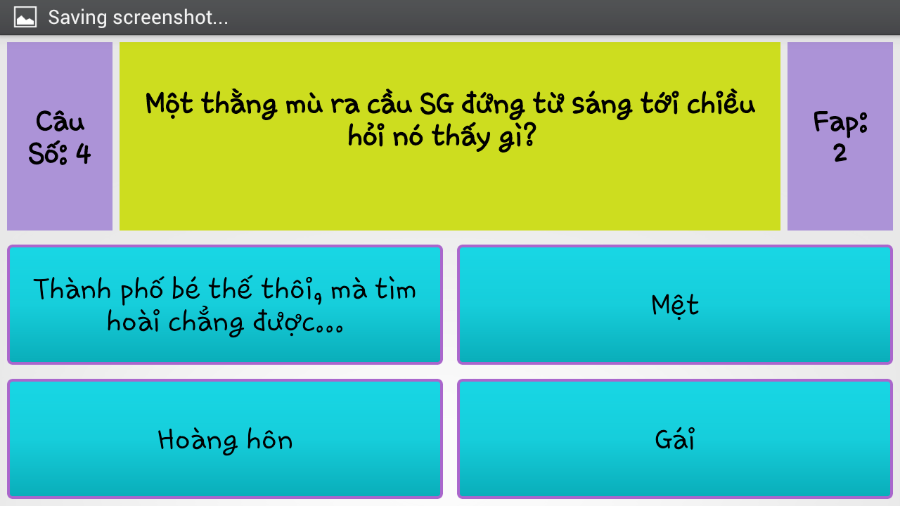 ... Ai la thanh troll 2 1.0 screenshot 3 ...