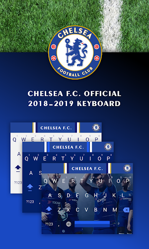 Chelsea FC Official Keyboard 3 4 7 APK Download - Android