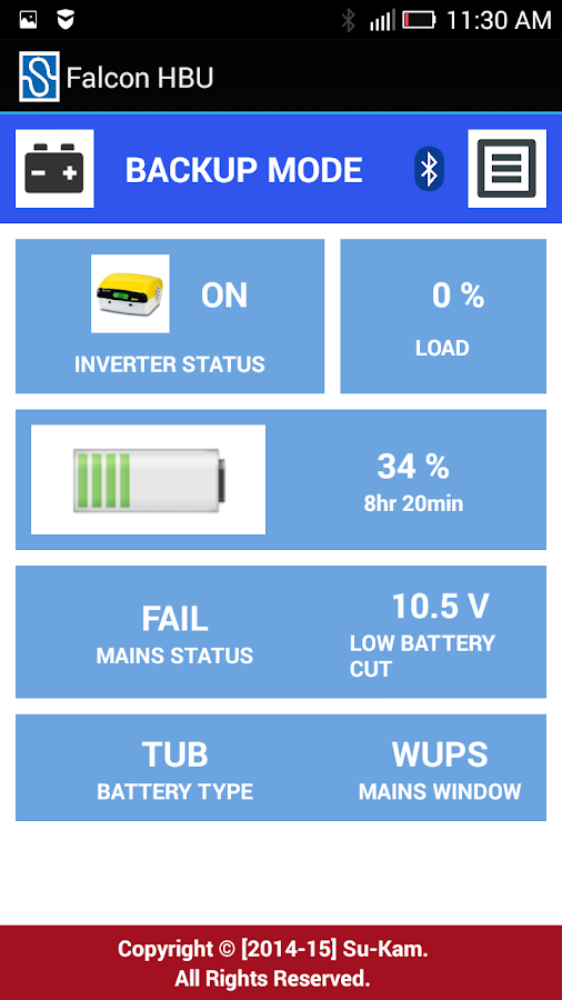 Su-Kam iManager 1 2 APK Download - Android Tools Apps