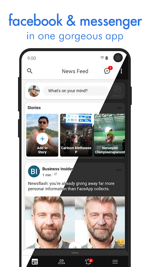 Swipe Pro for Facebook 8 0 8 APK Download - Android Social Apps