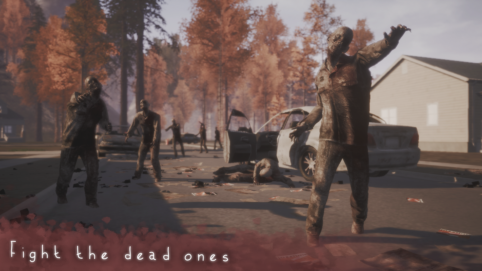 Among the dead ones™ apk download android simulation games