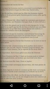 Bible Louis Segond 21 1.1 screenshot 3