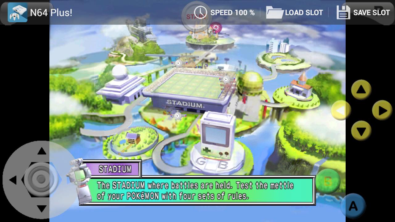 mega n64 pro emulator games