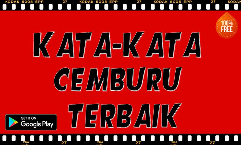 Kata Kata Cemburu 24 Apk Download Android Books