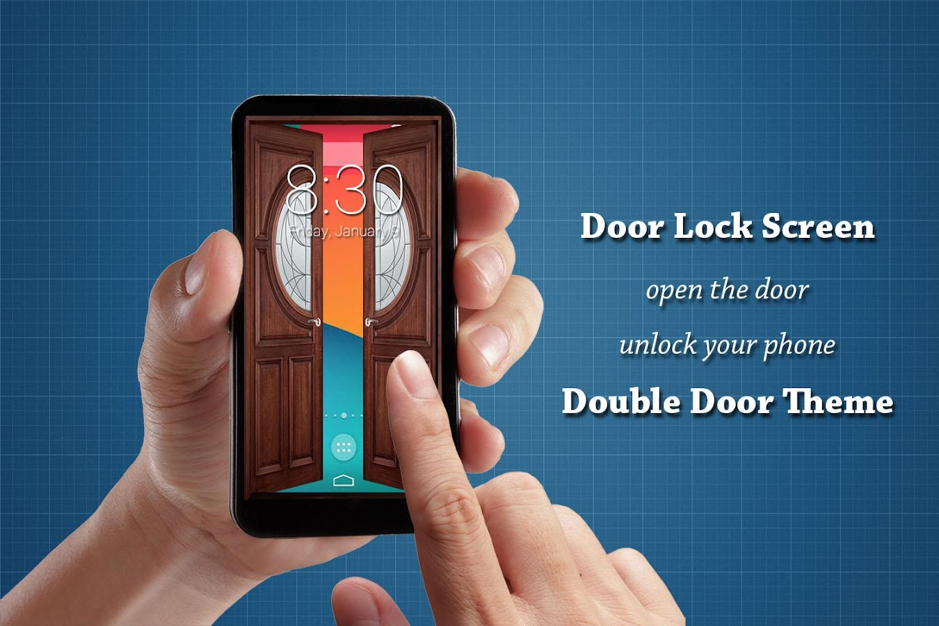 Door Lock Screen 33a Apk Download Android Personalization Apps