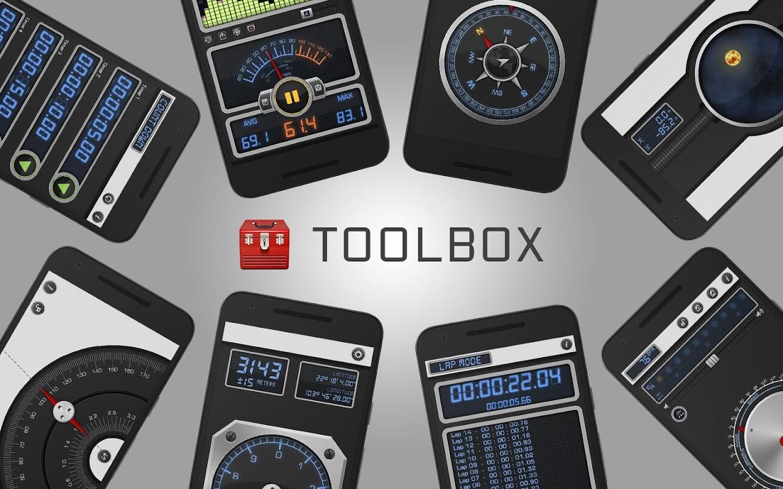 Toolbox Smart Handy Carpenter Measurement Tools 2 6 1
