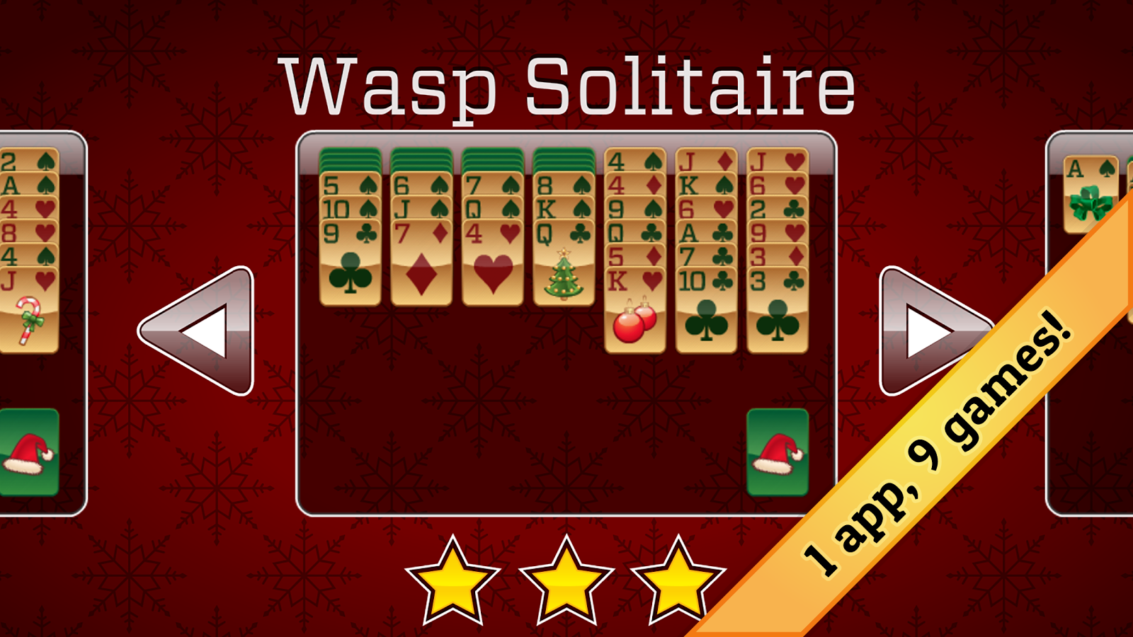 Christmas Solitaire.Christmas Solitaire 2 0 1 Apk Download Android Card Games