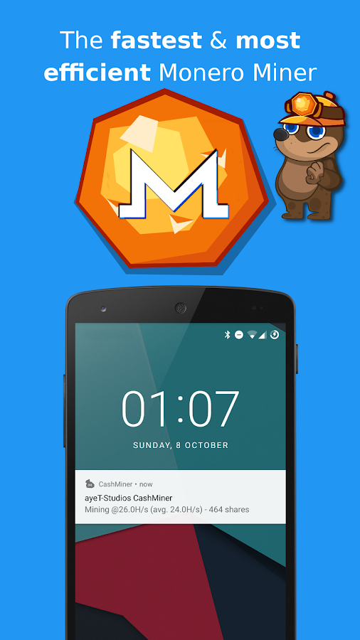 Crypto Miner Android