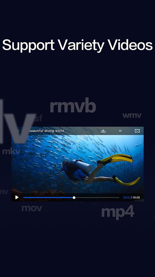 Go VR Player -3D 360 cardboard 1 13 0505 1111 APK Download