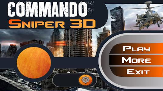 Frontline Commando Sniper Fury 1.4 screenshot 1