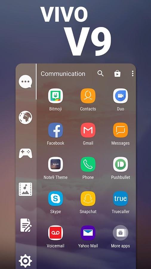 Launcher Theme for Vivo v9 | Vivo 9 plus 1 0 APK Download