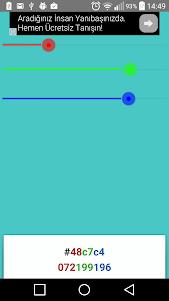 Color Picker 1.0 screenshot 3