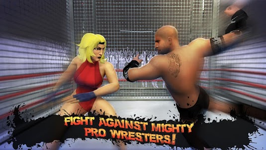 Wrestling Smackdown Revolution 1.1 screenshot 2