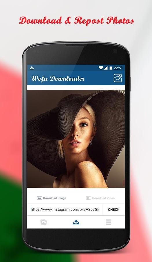 Wofu Downloader for Instagram, Video & Photo APK Download