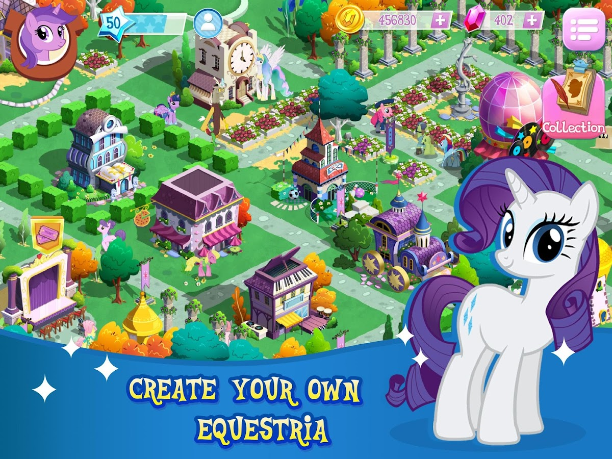 my little pony magic princess apk download android casual games