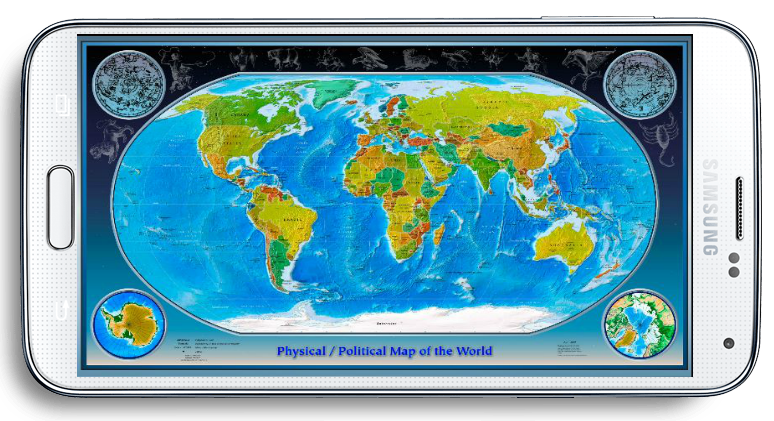 World map 3d 16 apk download android tools apps world map 3d 16 screenshot 7 gumiabroncs Images