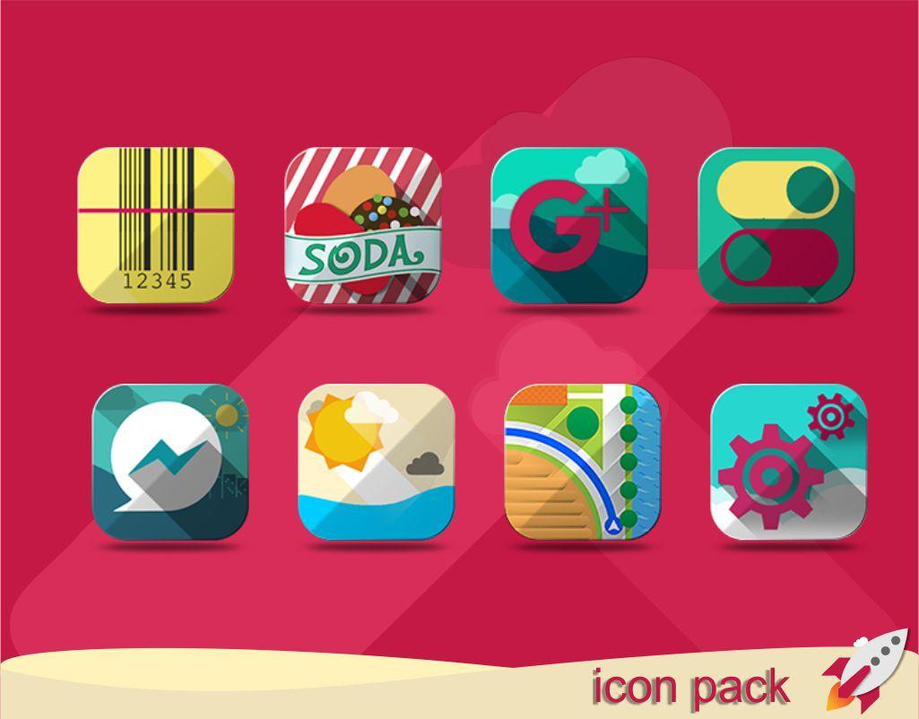 Destiny Nougat - icon pack Themes icon pack ios11 1 0 5 16 APK