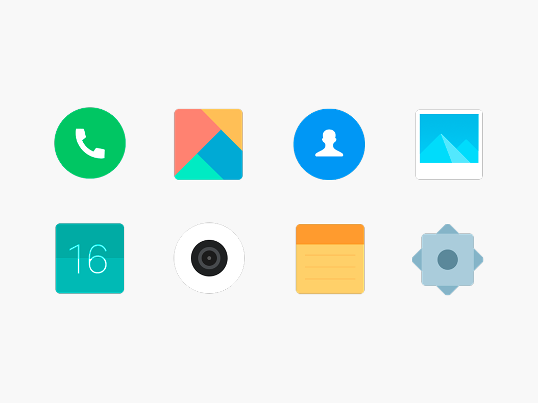 MIUI 9 icon pack - free Icon Pack 3 6 6 APK Download