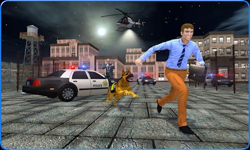 LA Police Dog Crime Patrol : Thief Chase Mission 1.1 screenshot 2