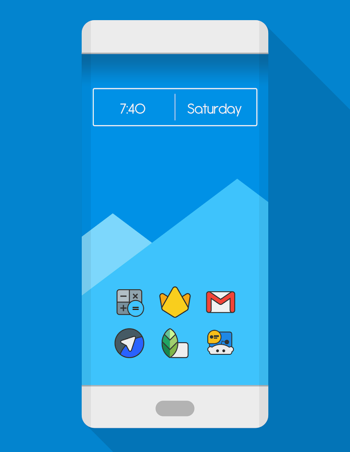 DARKMATTER - ICON PACK 8 5 APK Download - Android Personalization Apps