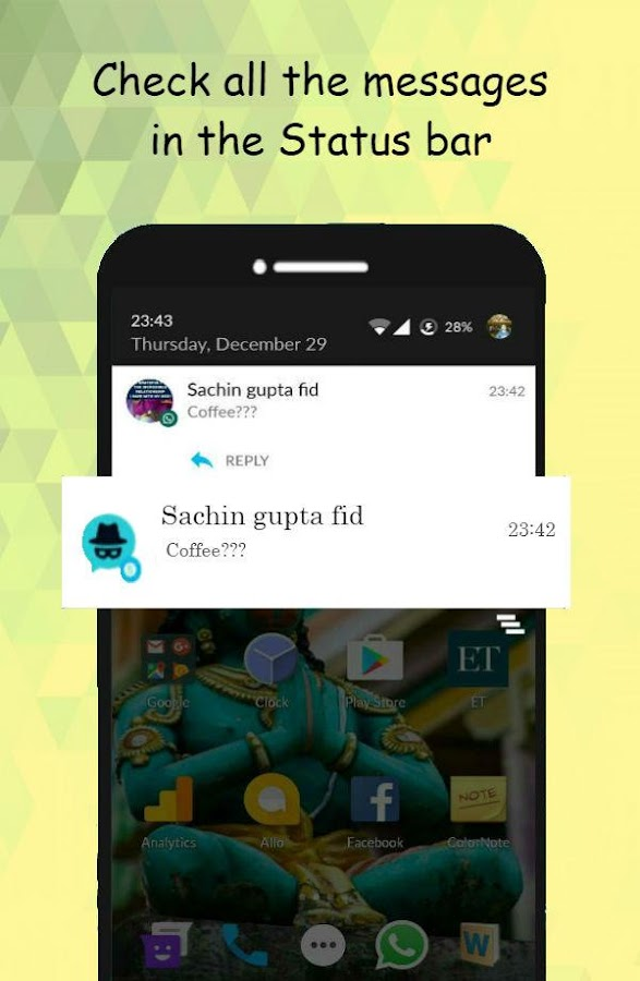 SpyChat - No Last Seen or Read 8 5 APK Download - Android