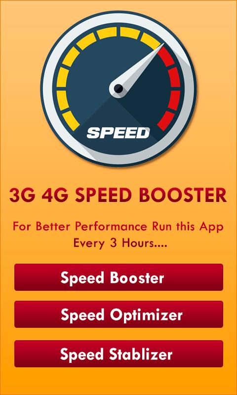 3G 4G Speed Booster Prank 1 0 2 APK Download - Android Entertainment