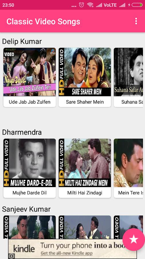 Hindi Full Hd Video Song Old — TTCT