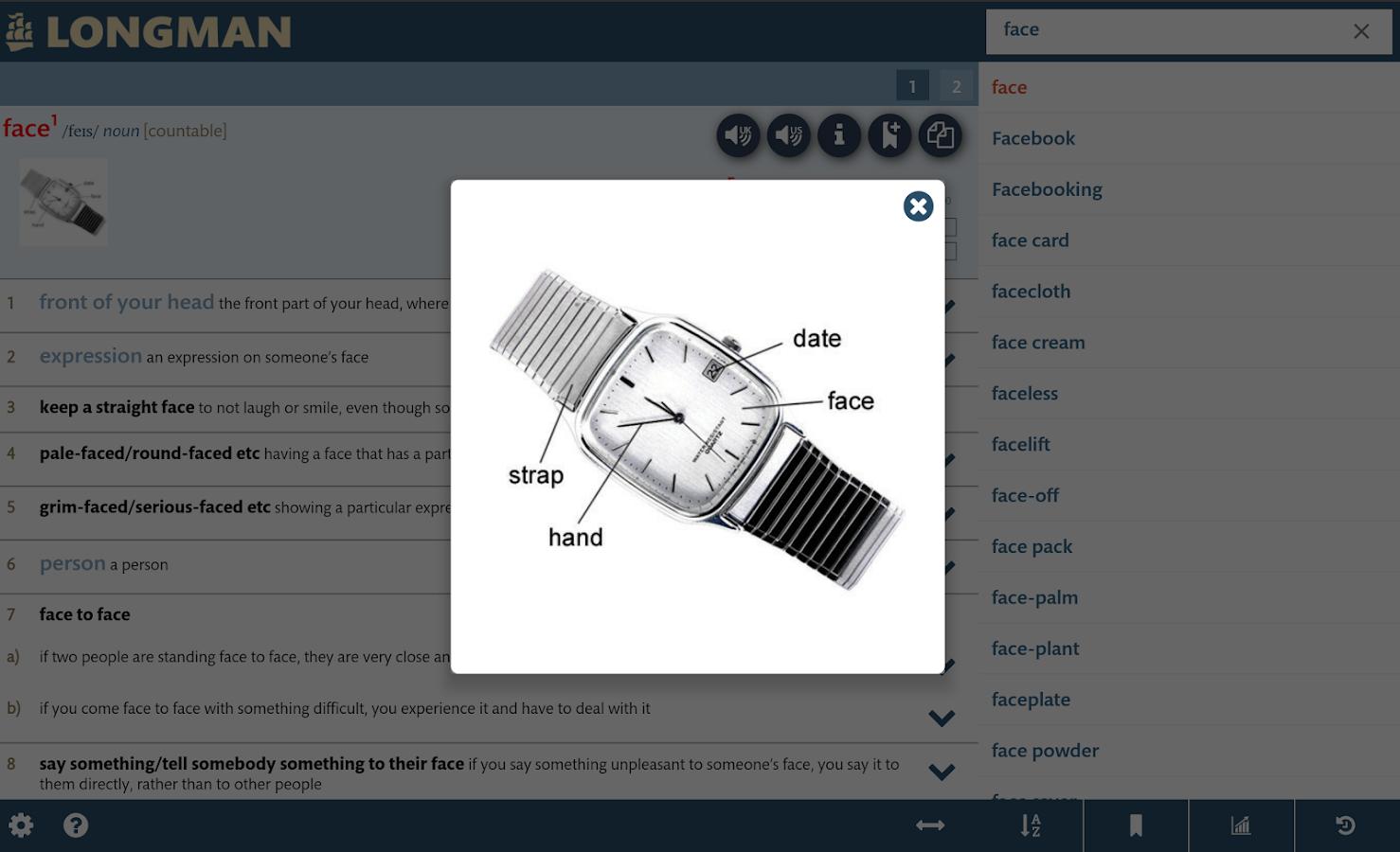 Longman dictionary english app latest version free download.