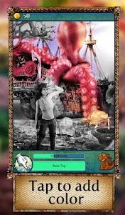 Idle Artist: Seven Seas 1.0.2 screenshot 5