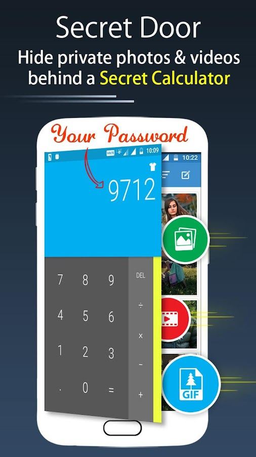 Calc Vault-Photo,video locker,Safe Browser,Applock 10 0 APK