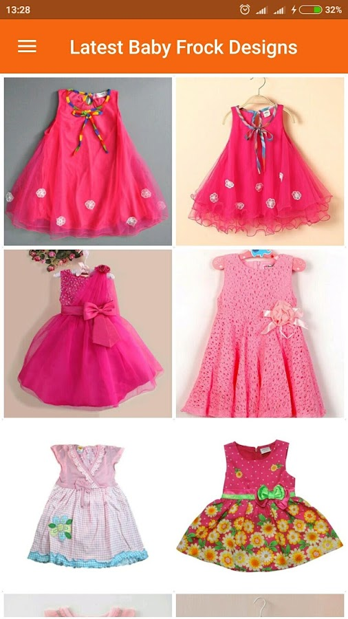 ac78bcaa8290 Latest Baby Frock Designs 5.2.1 APK Download - Android Lifestyle Apps