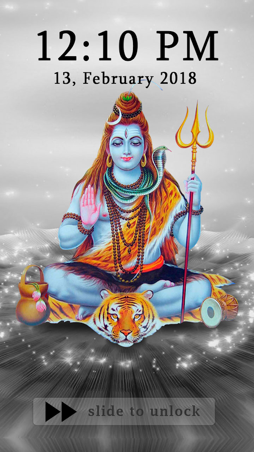 Lord Shiva HD Live Wallpaper 2017 : Mahakal Status 1 2 APK