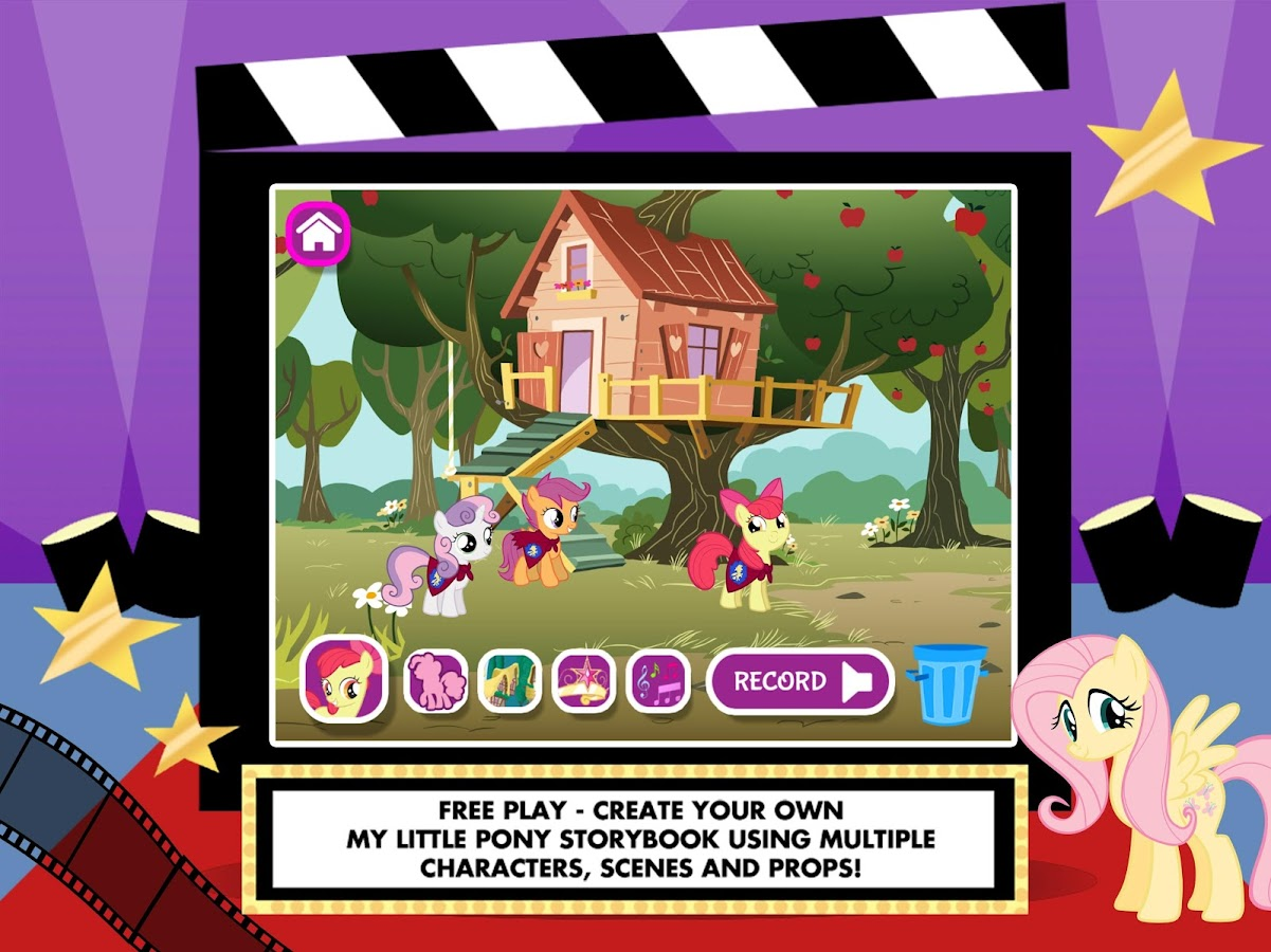 my little pony story creator 1 0 apk download android education apps
