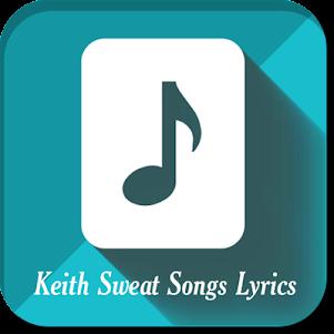 Keith Sweat Songs Lyrics 1.0 screenshot 1
